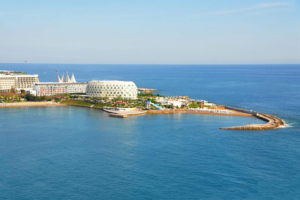 Gold Island Hotel (A Blok)